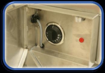 Soak Tank Controls